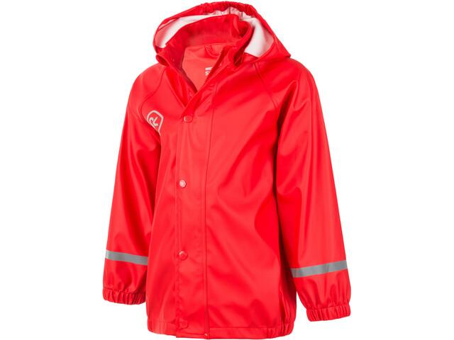 Color Kids Tatum Jacket Kinder racing red